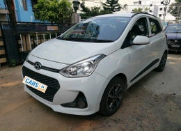 2017 Hyundai Grand i10 SPORTZ (O) 1.2 AT VTVT