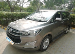 2018 Toyota Innova Crysta 2.8 GX AT 7 STR