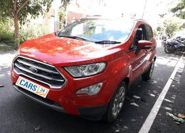 2018 Ford Ecosport 1.5 TITANIUM TI VCT AT
