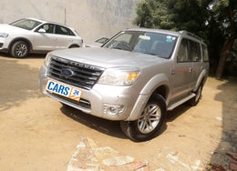 2010 Ford Endeavour 3.0L 4X4 AT