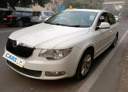 2010 Skoda Superb ELEGANCE 1.8 TSI MT