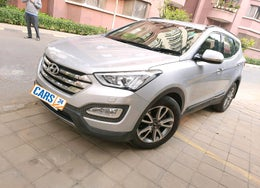 2014 Hyundai Santa Fe 4WD AT