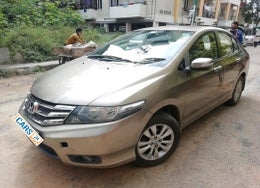 2012 Honda City V MT PETROL