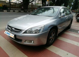 2007 Honda Accord 2.4 VTI L MT