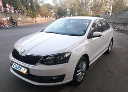 2018 Skoda Rapid 1.6 MPI STYLE AT