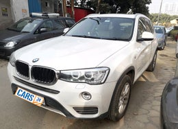2017 BMW X3 XDRIVE20D EXPEDITION