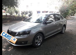 2016 Skoda Rapid Style 1.5 TDI AT