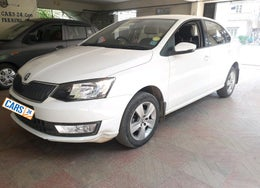 2017 Skoda Rapid 1.5 TDI MT AMBITION