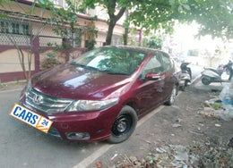 2013 Honda City V MT AVN