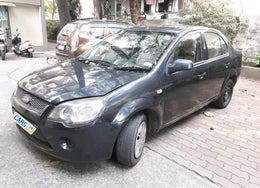 2010 Ford Fiesta 1.6 EXI
