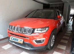 2017 Jeep Compass LIMITED (O) 2.0