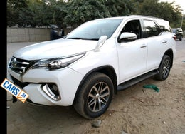 2017 Toyota Fortuner 2.8 4x4 AT