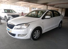 2013 Skoda Rapid AMBITION 1.6 MPI MT PLUS