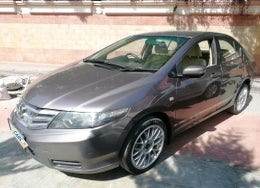 2012 Honda City S AT