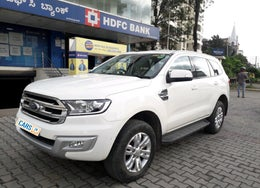 2016 Ford Endeavour 2.2l 4X2 AT Trend