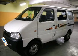 2018 Maruti Eeco 5 STR CNG WITH AC PLUSHTR