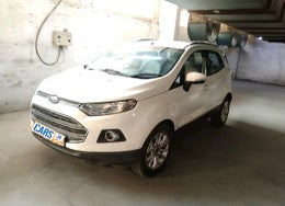2015 Ford Ecosport 1.5 TITANIUM TI VCT AT