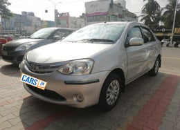 2013 Toyota Etios GD SP