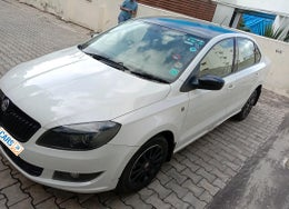 2014 Skoda Rapid ELEGANCE 1.6 MPFI AT
