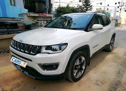 2019 Jeep Compass 1.4 LIMITED PLUS AT