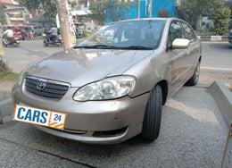 2006 Toyota Corolla HE 1.8 J