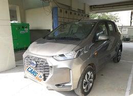 2020 Datsun Redi Go T (O)
