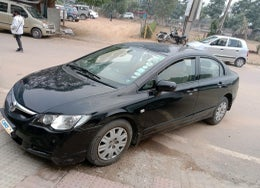 2008 Honda Civic 1.8E MT