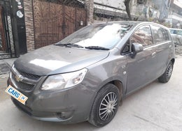 2012 Chevrolet Sail UVA 1.2 LS ABS