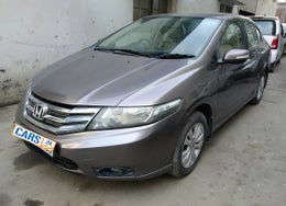 2013 Honda City V MT PETROL
