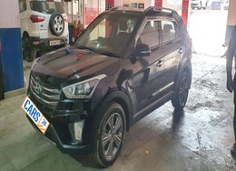 2018 Hyundai Creta 1.6 SX AT CRDI