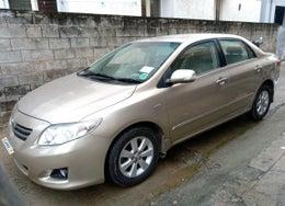 2011 Toyota Corolla Altis 1.8 G