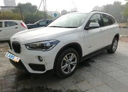 2017 BMW X1 SDRIVE 20D