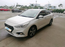 2017 Hyundai Verna 1.6 SX VTVT (O)