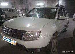 2015 Renault Duster 85 PS RXL OPT