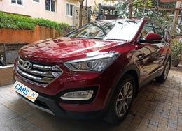 2015 Hyundai Santa Fe 4WD AT