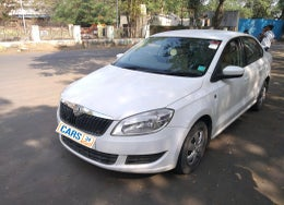 2013 Skoda Rapid ACTIVE 1.6 MPFI MT