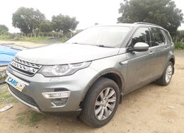 2015 Landrover DISCOVERY SPORT