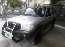 2004 Mahindra Scorpio DX 2.6 TURBO 9 STR