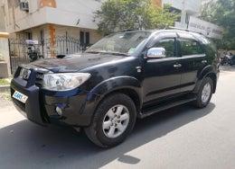 2010 Toyota Fortuner 3.0 MT 4X4