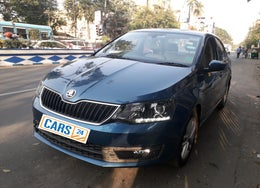 2018 Skoda Rapid Style 1.5 TDI AT