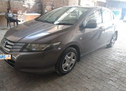 2011 Honda City S MT PETROL