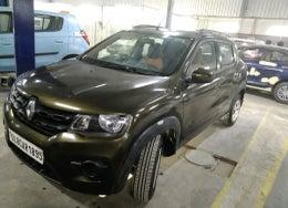 2017 Renault Kwid 1.0 RXL