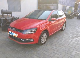 2017 Volkswagen Polo HIGHLINE1.5L DIESEL