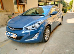 2015 Hyundai New Elantra BASE 1.6
