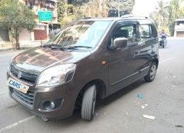 2017 Maruti Wagon R 1.0