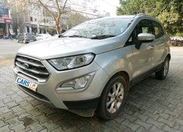 2018 Ford Ecosport 1.5TITANIUM TDCI
