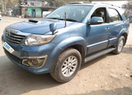 2014 Toyota Fortuner 3.0 AT 4X2