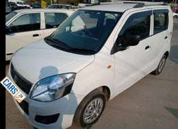 2015 Maruti Wagon R 1.0 LXI CNG