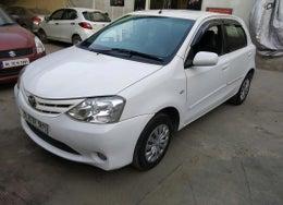 2012 Toyota Etios Liva GD