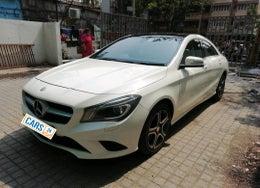 2015 Mercedes Benz CLA Class CLA 200 CDI SPORT